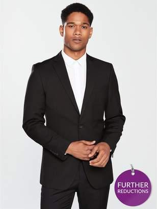 Very Regular Suit Jacket - Black