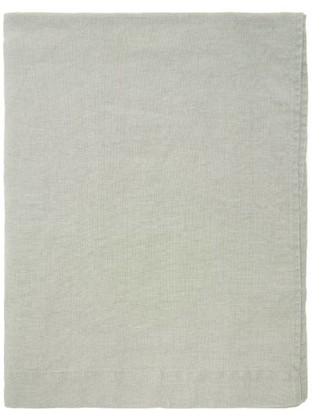 Once Milano - Linen Table Runner - Light Green