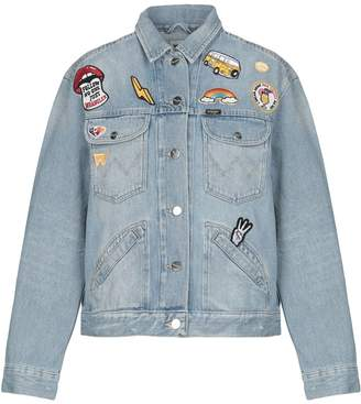 Wrangler Denim outerwear - Item 42692994FL