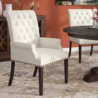 Three Posts Bumgardner Upholstered Dining Chair