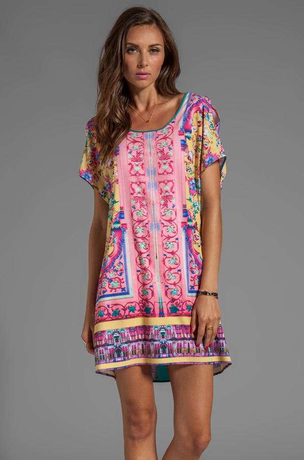 Clover Canyon Flower Archway Dress