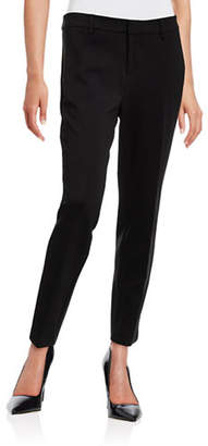 Lord & Taylor Petite Ponte Ankle Pants