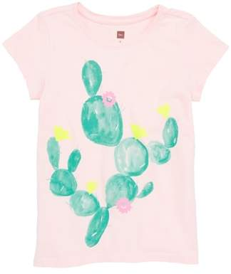 Tea Collection Prickly Cacti Graphic Tee