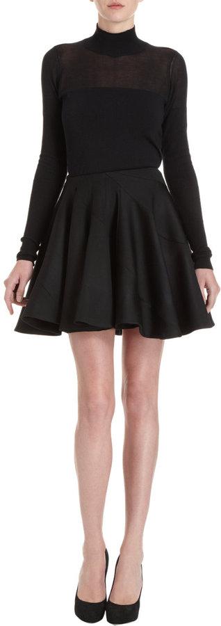 Maiyet Paneled Full Skirt