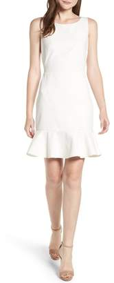 Rebecca Minkoff Tiffany Ruffle Hem Sheath Dress