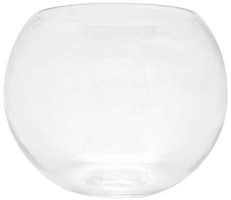 Diamond Star Decorative Glass Bowl