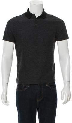 Louis Vuitton Button-Up Polo Shirt