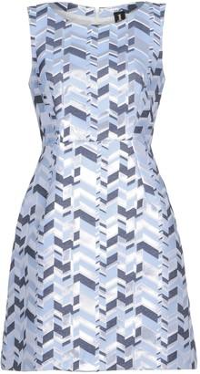 1 One 1-ONE Short dresses - Item 34797832KF