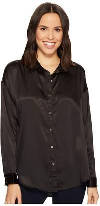 MinkPink Piper Oversize Shirt Women's T Shirt