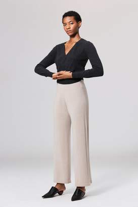 Veda Met Cashmere Sweater Charcoal