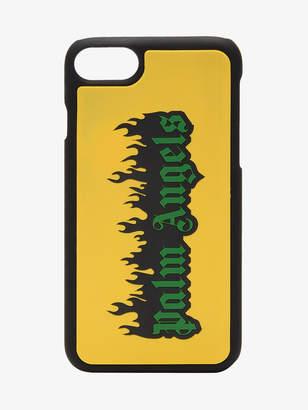 Palm Angels burning logo iPhone 7 case
