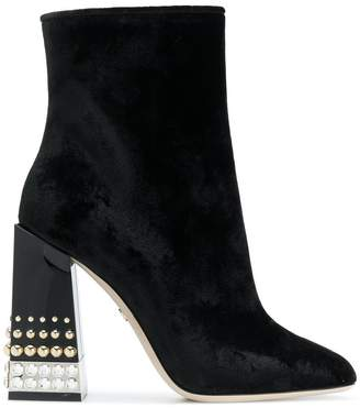 Dolce & Gabbana Jackie ankle boots