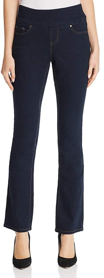 JAG Jeans Paley Bootcut Jeans in Indigo
