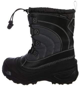 The North Face Lace-Up Snow Boots