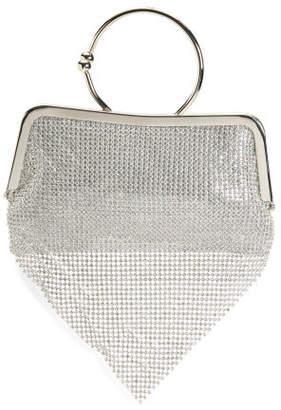 Crystal Embellished Evening Bag