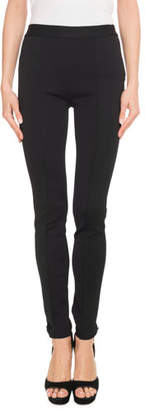 Givenchy Colorblocked Knit Legging Pants
