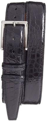 Torino Genuine American Alligator Leather Belt