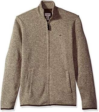 Dockers Full Zip Sweater Fleece