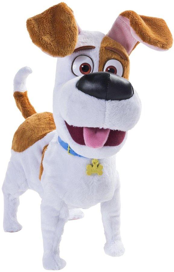 Secret Life of Pets Walking Max Plush