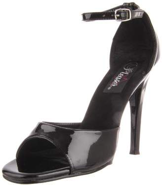 Pleaser USA Women's Gala-36 Ankle-Strap Sandal