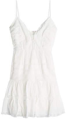 Zimmermann Iris Cotton Camisole Dress