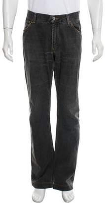 Dolce & Gabbana Straight-Leg Jeans