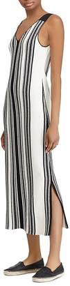 Lauren Ralph Lauren Sleeveless Striped Dress