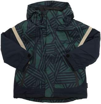 Gosoaky Printed Waterproof Ski Jacket