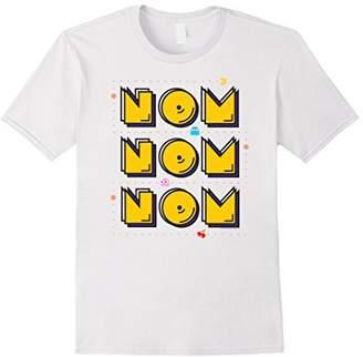Pac-Man Nom Nom Nom tshirt