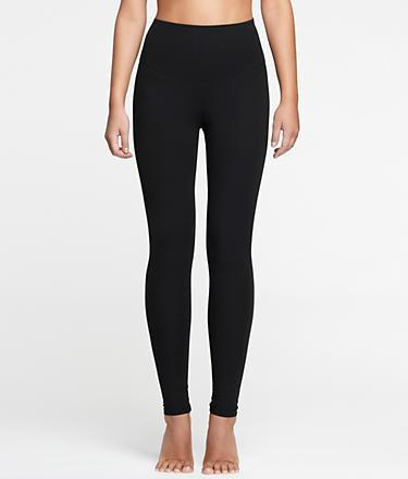 Yummie by Heather Thomson Milan Active Cotton Shaping Leggings