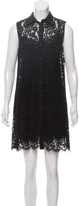Dolce & Gabbana Lace Shift Dress w/ Tags
