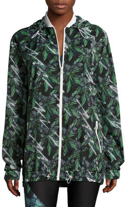 We Are Handsome Women's Spray Printed Jacket