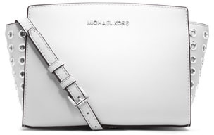 MICHAEL Michael Kors Medium Selma Grommet Messenger
