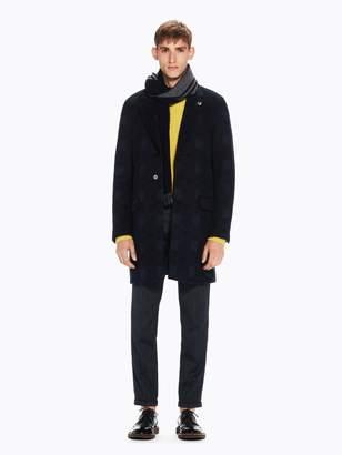 Scotch & Soda Blake - Structured Pleated Trousers Regular slim fit