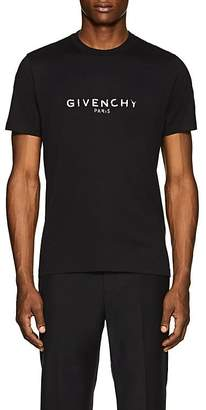 Givenchy Men's Logo-Print Cotton T-Shirt