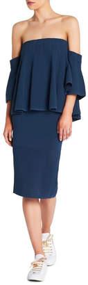 Sass & Bide Dream Scape Knit Dress