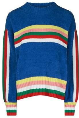 Mira Mikati Stripe Detail Sweater