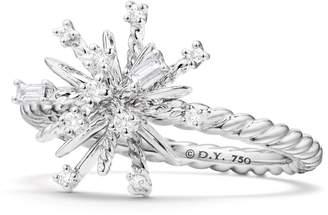 David Yurman Supernova Ring with Diamonds