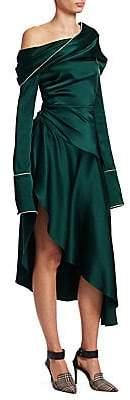 Monse Women's Twist Shawl Pajama Dress - Size 0