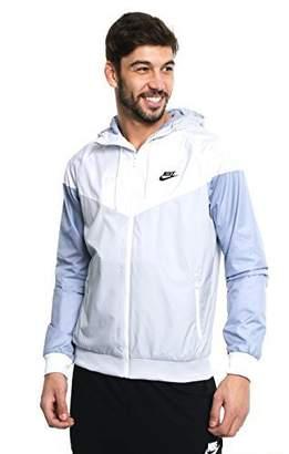 Nike Mens Windrunner Hooded Track Jacket 727324-044