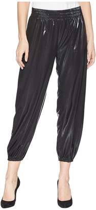Norma Kamali KAMALIKULTURE by Boyfriend Jog Pants Women's Casual Pants