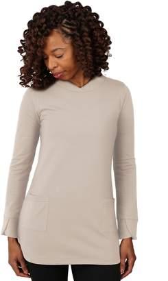 Soybu Women's Dwell 2-pocket Long Sleeve Tunic