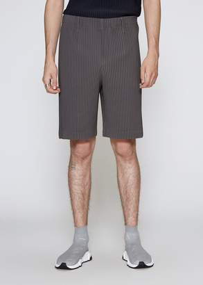 Issey Miyake Homme Plisse Pleated Short