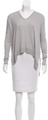 Helmut Lang Wool Oversize Sweater
