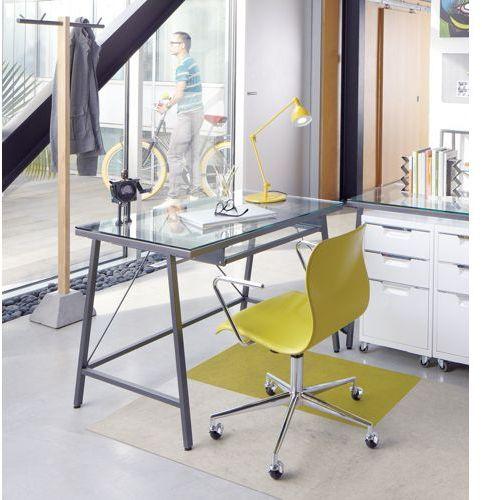 Crane grellow desk lamp