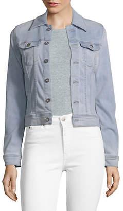 AG Jeans Shrunken Trucker Jacket