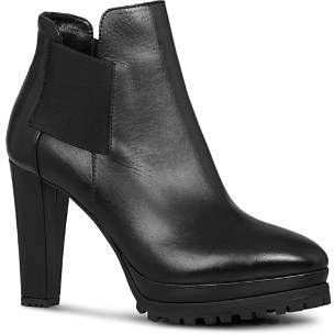 AllSaints Women's Sarris Leather High-Heel Booties
