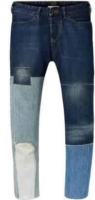 Scotch & Soda Bandit - A La Carte Slim tapered boyfriend fit