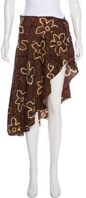 Oscar de la Renta Vintage Midi Skirt