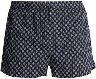 Derek Rose Nelson 64 cotton boxer shorts
